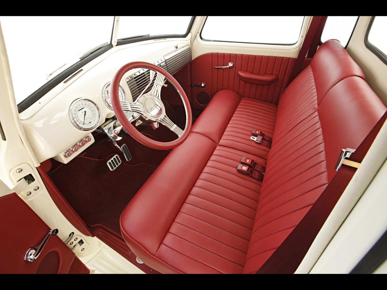 1940 Ford Pickup Interior Kit Decorating Of Your House 1955 F100 Art Director And Hot Rodder 1949 Chevrolet