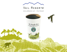 We Prouldy Brew Starbucks Coffee InRoom Video for Vail Resorts