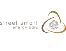 Sweet Street Desserts Street Smart Energy Bars Logo