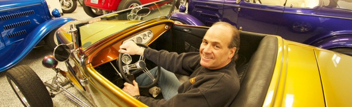 Roy Brizio Street Rods featured on Yahoo news