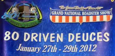 2012 Grand National Roadster Show Part 1