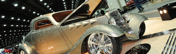 Part 4: The other cars of the 2012 Detroit Autorama