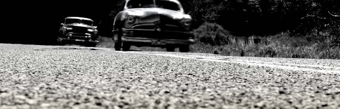 Video: 1950 Ford Coupe in Bare Metal