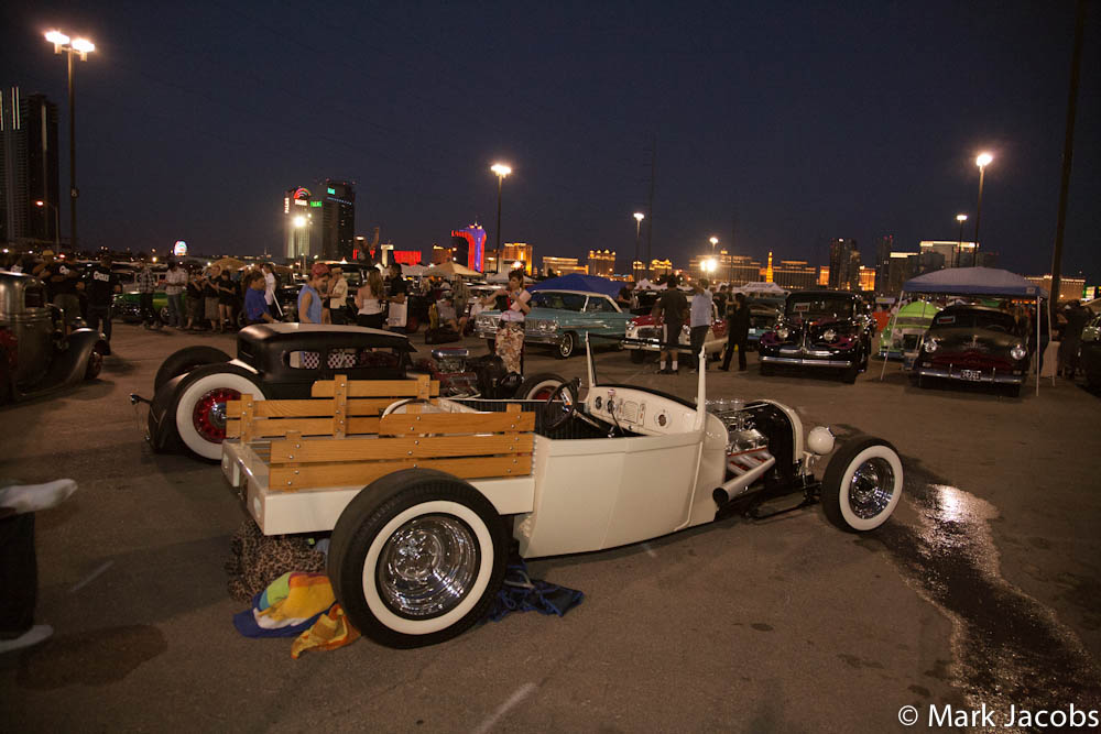 Art Director And Hot Rodder Viva Las Vegas Rockabilly Car Show - Car show in vegas today