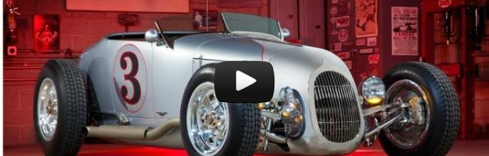 Video: Bill Lindig Indy Speedster