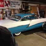 1956 Mercury Rear View