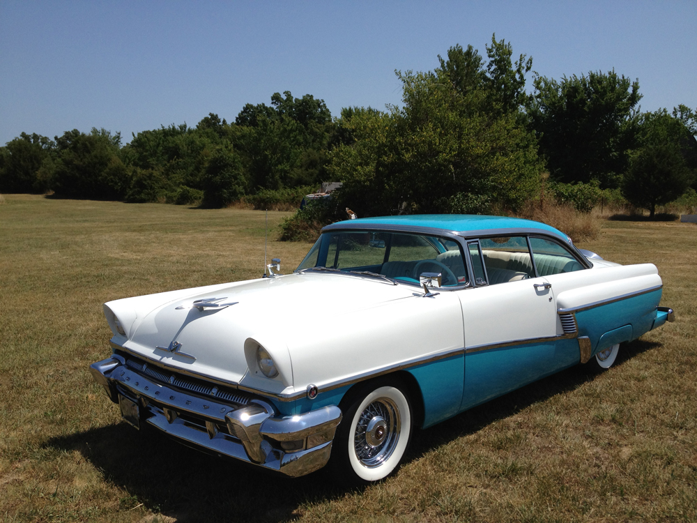 1956 Mercury Monterey Pictures The H A M B