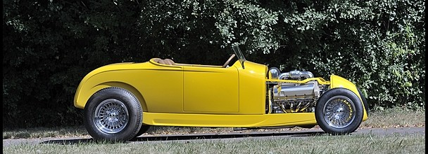 Former America's Most Beautiful Roadster Winner to Be Auctioned