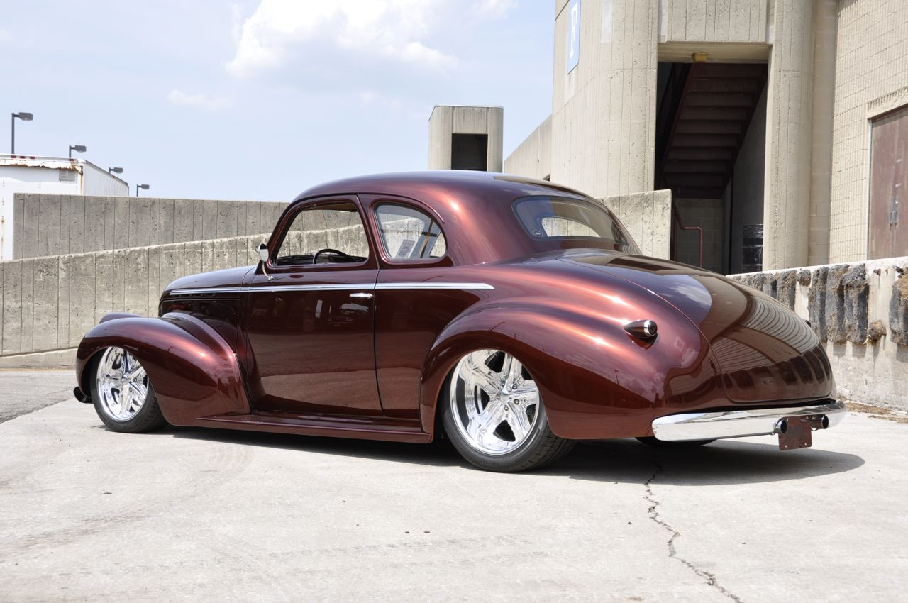 Art Director And Hot Rodder GoodGuys Top 12 Cars of the Year