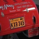 Tony Nancy 1929 Model A Roadster Dragster Rear
