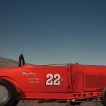 Tony Nancy 1929 Model A Roadster Dragster Sideview