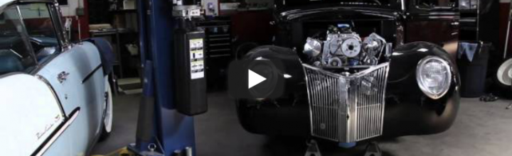Video: Inside Hollywood Hot Rods