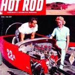 Tony Nancy's 1929 Model A Roadster Dragster Hot Rod Magazine Cover