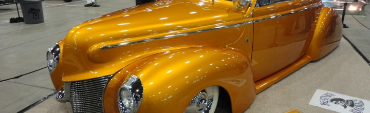 Show Coverage: Daryl Starbird's 49th Annual Rod And Custom Car Show