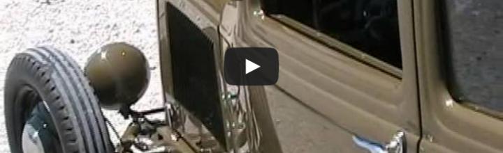 Video: Steadfast MFG 1932 Ford Sedan