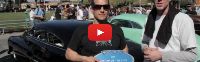 Video: Goodguys 2013 Custom of the Year Award
