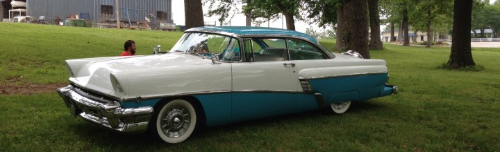 Show Coverage: 40th Annual Vintage Rods Rod Run