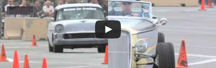 Video(s): Chevy vs. Ford at the Goodguys Autocross Course