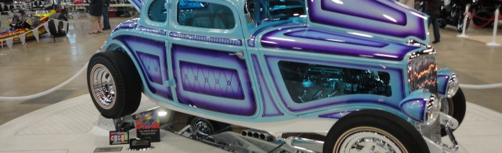 Event Coverage: Darryl Starbird's 50th Annual Rod and Custom Car Show