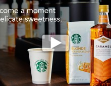 We Proudly Serve Starbucks Coffee Winter Promotional Video