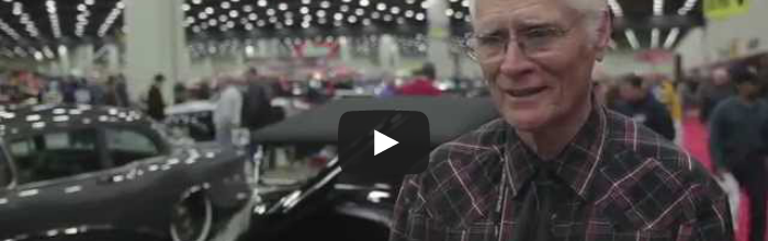 Video: 2014 America's Most Beautiful Roadster 1935 Chevrolet Phaeton Black BowTie