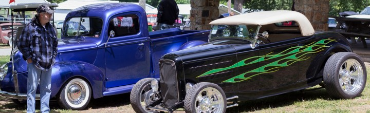 Event Coverage: 2014 Vintage Rods Rod Run