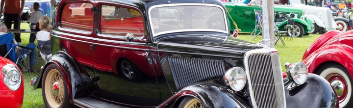 Event Coverage: 31st Annual NSRA Mid-America Street Rod Nationals Plus