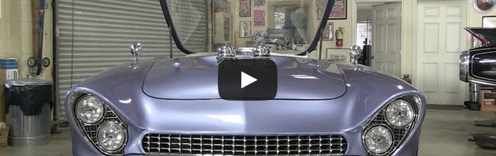 Video: Chopit Kustoms Beatnik Bubble Car