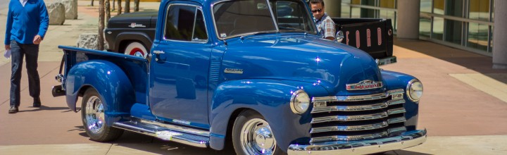 Event Coverage: Collector Car Auction by Smith's Auction Company
