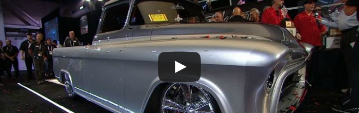 Video: 2014 Barrett Jackson Cup Winner