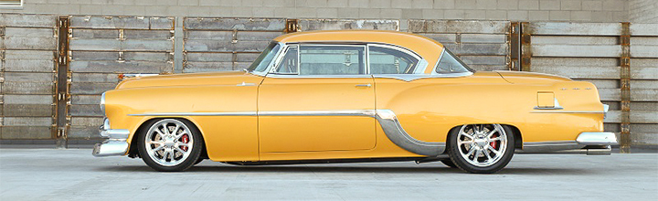 Car Feature: Bill Raper's 1954 Pontiac Star Chief winner of the Goodguys 2014 Vintage Air Custom Rod of the Year