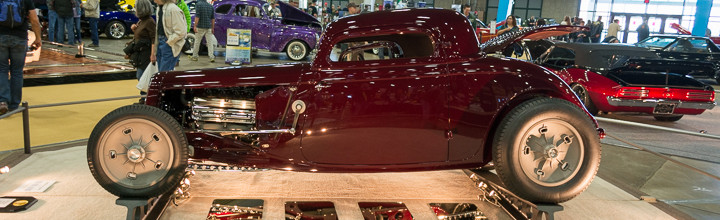 Event Coverage: 2015 Darryl Starbird Rod and Custom Car Show