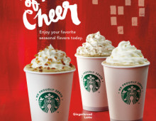 Starbucks Coffee Company Holiday Promotion