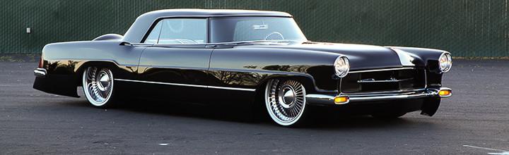 Car Featured: Goodguys Custom Of The Year, a 1956 Lincoln Continental Mark II