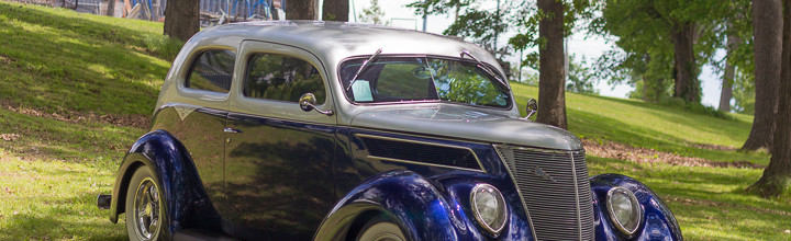 Event Coverage: Vintage Rods 42nd Annual Rod Run