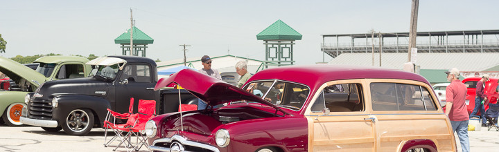 Event Coverage: 32nd Annual NSRA Mid-America Street Rod Nationals Plus
