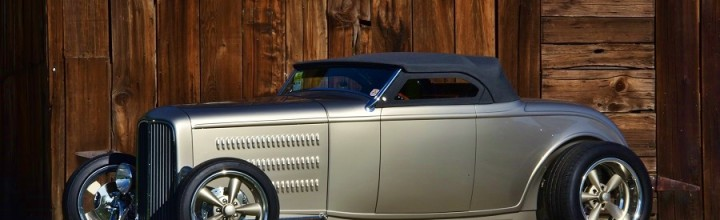Car Feature: Goodguy's America's Most Beautiful Street Rod