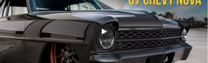 Video: Miranda Built 1967 Chevy Nova