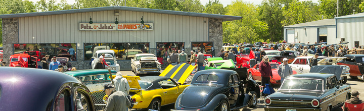 Event Coverage: Pete And Jake's Open House and Car Show