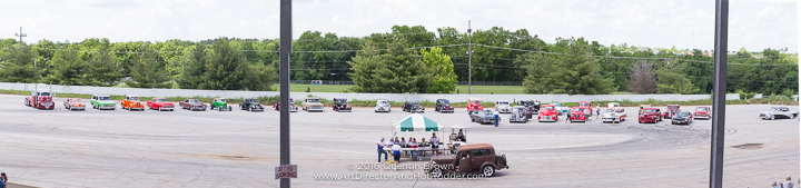 Event Coverage: 33rd Annual Mid-America Street Rod Nationals Plus