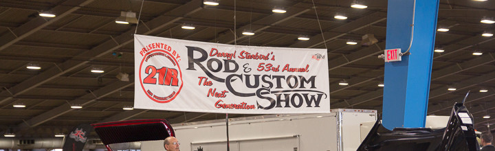 Event Coverage: 53rd Annual Darryl Starbird National Rod And Custom Show