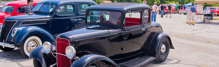 Event Coverage: 34th Annual NSRA Mid-America Street Rod Nationals Plus