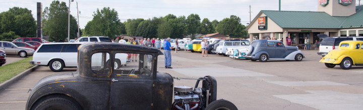 Event Coverage: 2017 2nd Annual NWA Hot Rod Hundred Reliability Run